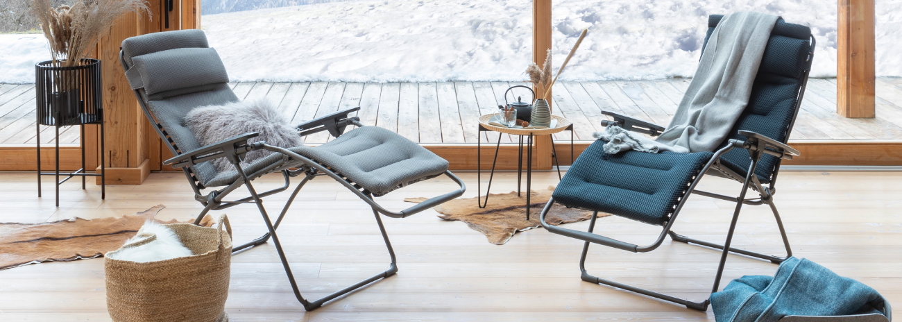 Terrific Lafuma Mobilier French Outdoor Furniture Manufacturer For Bralicious Painted Fabric Chair Ideas Braliciousco